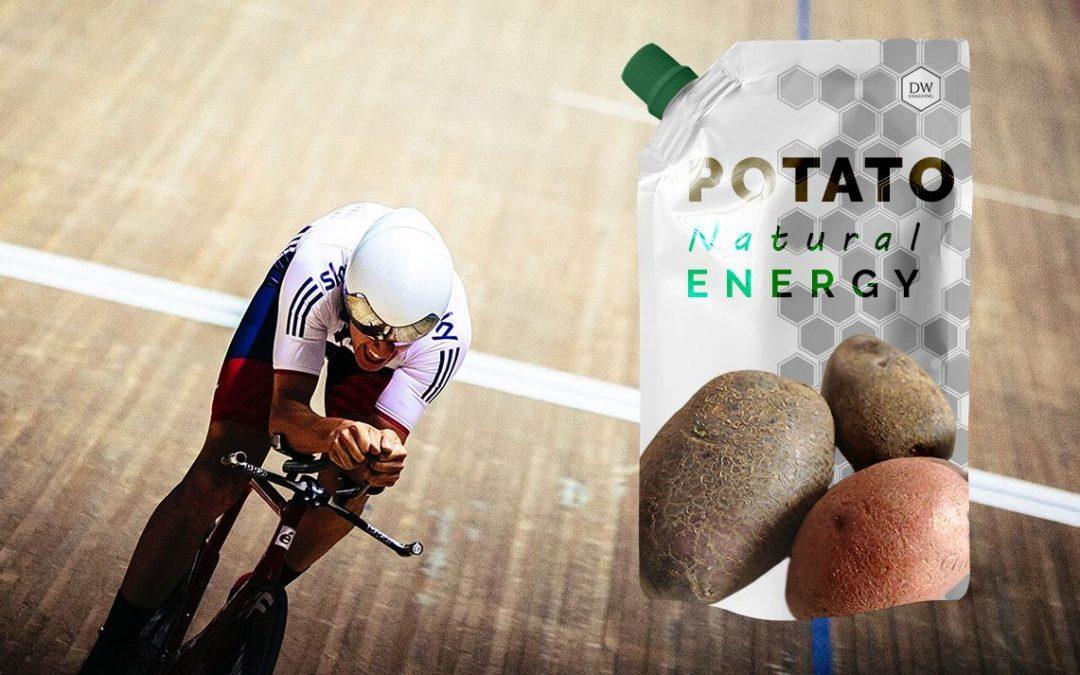 Zemiakový energy gél: Palivo pre vytrvalostných atlétov